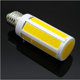 Wholesale super corn cob led - Super brightness COB LED Corn Bulb Lamp Light 9W 15W SMD E27 Home Kitchen High Power 110V-240V Free Shipping
