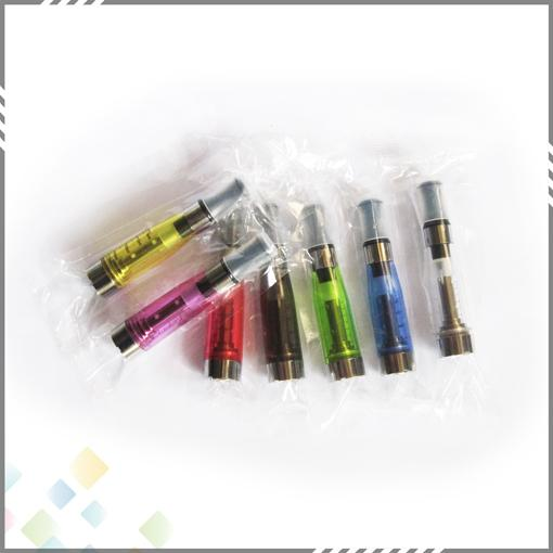 Alta calidad 1.6ml Capacidad Ego Fumar CE5 Sin cigarrillos electrónicos E-cigarrillos Nebulizador Cartometer Atomizador para batería