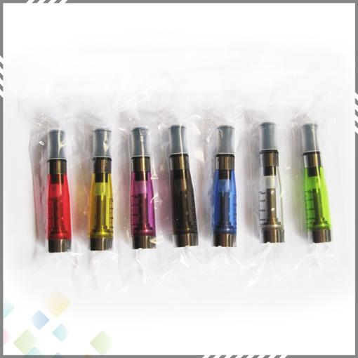 Alta calidad 1.6 ml Capacidad EGO Fumar CE5 No Wick cigarrillo electrónico E-cigarrillo Nebulizador Cartomizer Atomizador para Ego batería