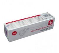 nadeltherapie für die haut großhandel-MRS 540 Nadeln Derma Roller Micro Nadel Haut Roller Dermatologie Therapie Microneedle Dermaroller, 10 Größe Derme Roller