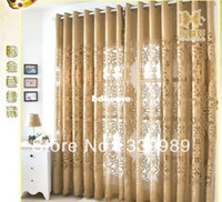 100 polyester jacquard curtain design window hotel curtains for sale bedroom romantic curtains set bdx