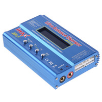 Wholesale Helicopter Chargers - IMAX B6 Lipo Balance Battery Charger For 1-6 cell Lipo, Li-ion, LiFe (A123), Pb, 1-15 cells NiCd and NiMH Batteries RM163