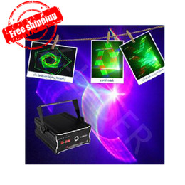 Wholesale 3d Lasers Rgb - Wholesale - 300mW RGB full color Animation laser light with SD+2D 3D Change,christmas laser light,outdoor laser light