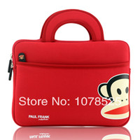Wholesale Notebook Computer Accessories - Free shipping NEW 2016 Cartoon laptop bag for women Men  Notebook Bag for 12 13 14 15 inch computer accessories