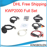Wholesale Obd2 Programming Tool - High Quality Super KWP2000+ Plus Ecu Flasher Chip Tuning Programming Tools OBD2 OBDII KWP 2000 DHL Free Shipping