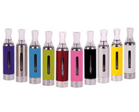 Wholesale Mt3 Visible Window - MT3 No Cotton Wickless Bottom Heating Coil 2.4ohm Detachable EVOD Atomizer tank with Visible Window Transparent Inhaler ego ego-t ego-w ecig
