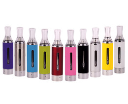 Wholesale Ego T Wickless Atomizer - MT3 No Cotton Wickless Bottom Heating Coil 2.4ohm Detachable EVOD Atomizer tank with Visible Window Transparent Inhaler ego ego-t ego-w ecig