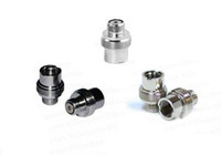 Wholesale Ego Connectors - 510-eGo Connector Metal ViVi NOVA Adapter Connectors mini ViVi NOVA Adapter 510 Battery Connectors 510 to CE4 adapter for ego E Cigarette