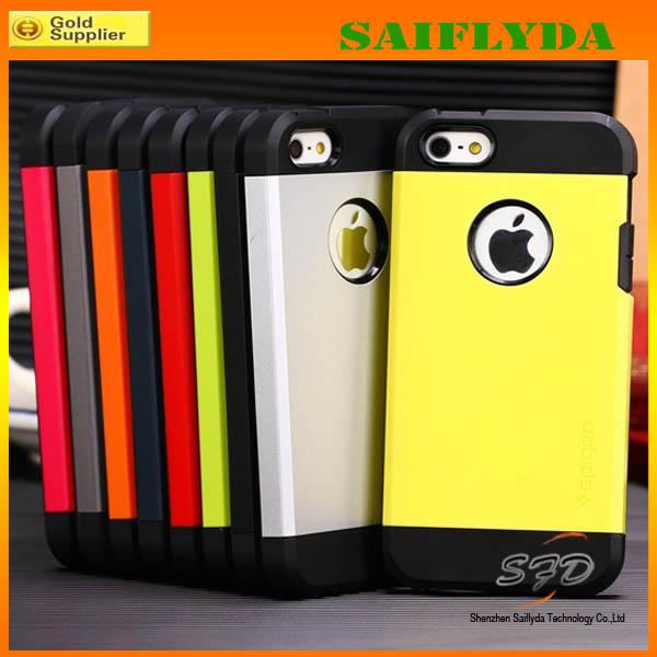 new product 5be50 56d3e HOT Flip Case Slim SGP Tough Armor Hard Case For Samsung S4 S5 Leather Back  Cover For IPhone 4 4s 5 5s 5c Cell Phone Wallet Case Leather Phone Case ...