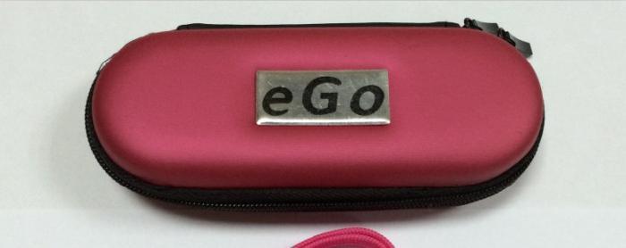 Casos de charuto E Mais Quente S / M / L Ego Caixa Ego Caso Ego Zipper Bag para 650 mAh 900 mAh 1100 mAh Cigarro Eletrônico Kit Frete Grátis por Grandsky