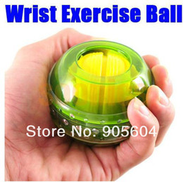 Hot Gyro Wrist Arm Muscle Force Power Exercise Strengthen Massage Ball Trainer