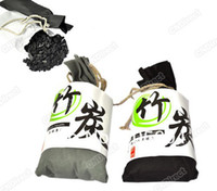 Wholesale Carbon Filtration - 100g Bamboo Charcoal Activated Carbon Air Odor Filtration for Car
