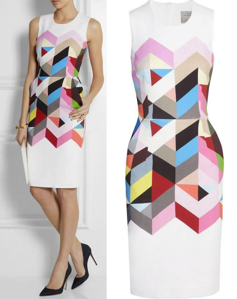 Multicolored Dresses