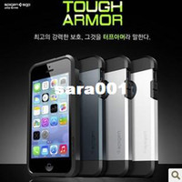 Wholesale I Phone Fashion Case - SPG Armour TPU+PC novetly new arrival fashion luxury cover for apple i Phone iphone 5 5s iphone5 Case items 1piece free shipping