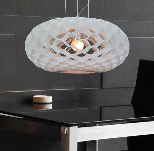 Italien Acryl Pendelleuchte Moderne Honeycomb Chandelier Restaurant  Wohnzimmer Lampe Innenbeleuchtung Fixture Durchmesser 38CM Ems Freies