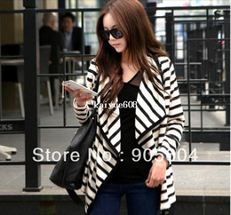 shirt Promotion!Fashion Women's Long Sleeve Striped Peplum Casual Tops Cardigan Ladies Autumn Spring Girls Clothing
