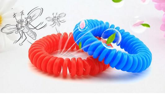 Mosquito Repellent Spring Armband Anti Mosquito Pure Natural Baby Wristband Hand Ring