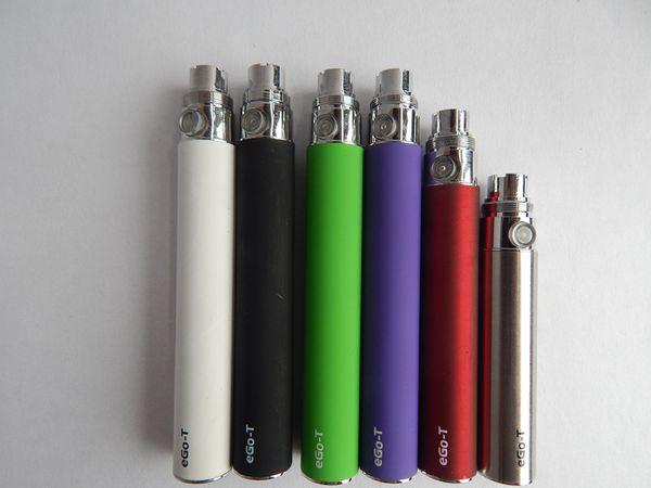 EGO T EGO-T EVOD E Cig Battery Special For EGO CE4 CE5 E Cigarette Colorful 1100mah 1300mah Capacity