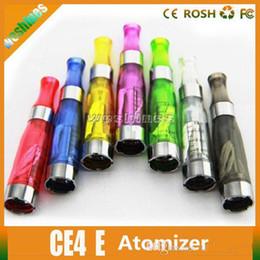 Wholesale Cheapest Ce5 Cartomizer - Cheap sale E cig CE4 Atomizer Cartomizer for ego starter kit 1.6ml Capacity CE4 CE4+ CE5 CE6 Cartomizer Atomizer Clearomizer for ecig ego c