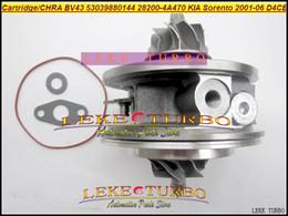 Turbocharger kia online shopping - Turbo Cartridge CHRA Core BV43 A470 Turbocharger For KIA Sorento D4CB L CRDi