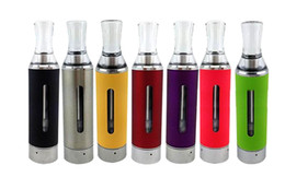 Wholesale Bottom Heating - MT3 atomizer No Cotton Wickless Bottom Heating Coil 2.4ohm Detachable EVOD Atomizer tank with Visible EVOD atomizer ego ego-t ego-w ecig