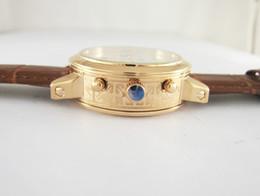 Горячие роскошные швейцарские мужчины спортивные часы лучший бренд Sky Moon Phase золото погружение кожа автоматические механические модные мужские наручные часы бесплатная доставка от