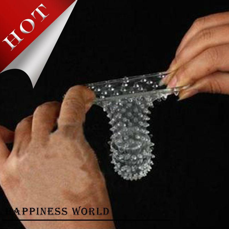 Tickler condoms