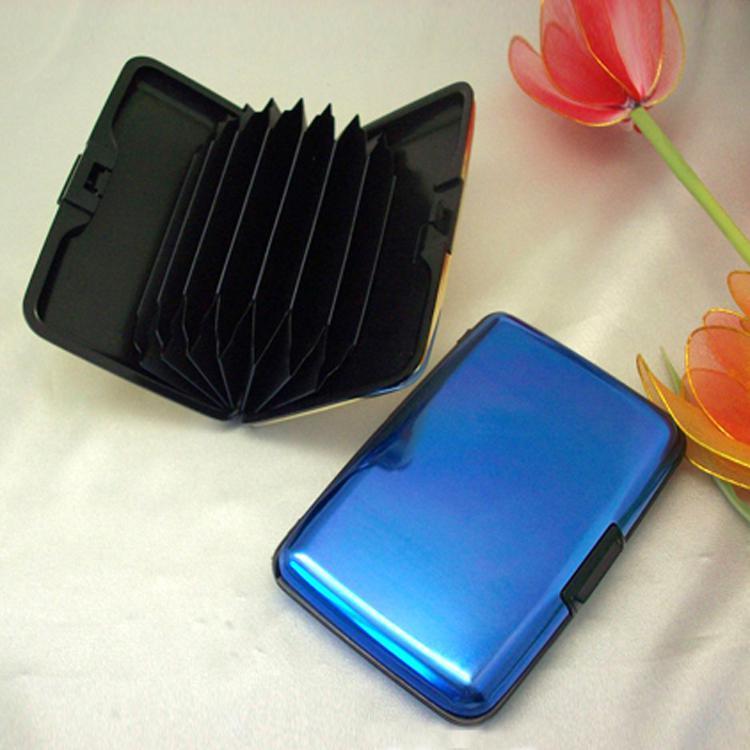 260pcs Metal credit card wallets for men,aluminum wallet,aluminium ...