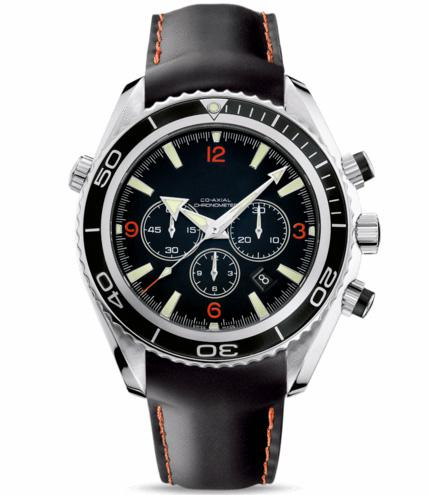 Luxury Swiss Brand New Designer Men Leather watch Automatic Mechanical Sea Planet Ocean Co-Axial Chronometer Fashion Mens Sport Watches Date