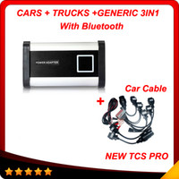 Wholesale Com Cdp - 2014 Release2 Auto CDP Pro for Cars Trucks Generic with keygen in CD Auto tcs cdp pro com + Bluetooth cdp pro with car cables