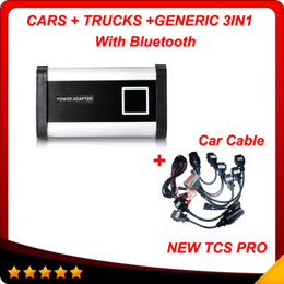 Wholesale Diagnostic Czech - 2014 Release2 Auto CDP Pro for Cars Trucks Generic with keygen in CD Auto tcs cdp pro com + Bluetooth cdp pro with car cables
