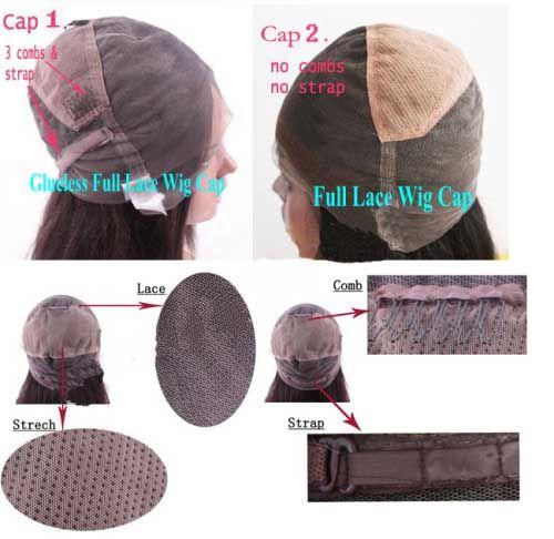 Moda QUENTE dois tom # 1b / # 4 Peruano Vrigin cabelo humano ombre peruca cheia do laço e peruca dianteira do laço para as mulheres negras Frete grátis