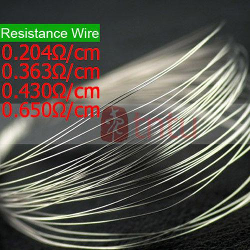 High Quality ATTY DIY Heating Wire Coil For DIY Atomizer ...