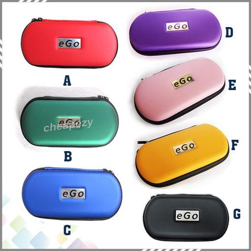 El estuche más caliente de Ego con cremallera L M S Size Box Ego Bag para estuche electrónico de cigarrillo Ego Carrying Case