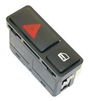 Wholesale Hazard Switch - New Hazard Warning Door Central Lock Locking Switch For BMW E46 E53 E85 325 X5