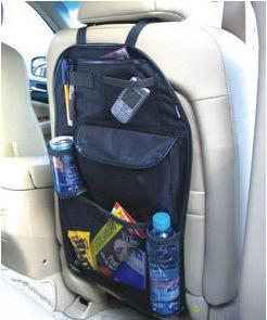 Car Stowing multi Pocket Storage Organizer Arrangement Bag of Back seat of chair - Free shipping