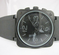 Wholesale Low Price Automatic Watch Brands - Luxury Men Automatic Mechanical Watches Best Brands Black Rubber Day Date Swiss Vintage Square Antique Mens Dress Wrist watch Low Prices Box