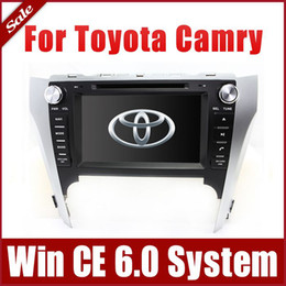 "Compra Online Radio bluetooth para camry-8 ""2Din coches reproductor de DVD para Toyota Camry 2012 2013 con USB SD GPS Bluetooth de radio AUX MP3 Auto Audio Video Stereo"