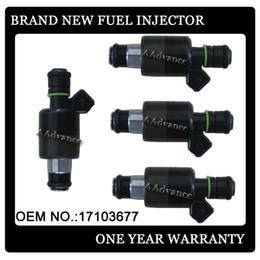 Wholesale Delphi Injector Nozzles - Free Shipping!GM Fuel Injector OEM 17103677,Delphi Fuel Injectors For Daewoo CIELO 1.5,Opel fuel injector,Chevrolet Fuel Injectors 17108045