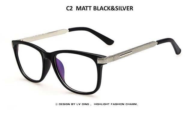 Hot Sale Eye Glasses Frames For Women Korean Glasses Frames Men ...