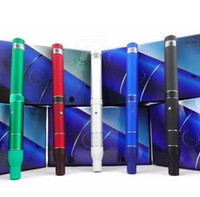 Wholesale Cigarett Display - Top quality ago G5 dry herb vaporizer pen cigarett electronic vapor cigarettes kits LCD display battery e cigarette DHL free shipping