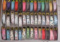 Wholesale Wholesale Fabric Tape - Wholesale - DIY self-adhesive Decoration Fabric Tape washi masking tape Janpan style Flower cloth Tape