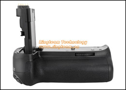 Wholesale Digital Battery Grip - 2Sets Lot Battery Grip Replace Canon Grip BG-E10 BGE10 Fit for EOS Rebel 1100D T3 Kiss X50 Digital SLR Cameras