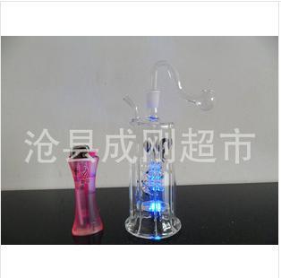 Freies Verschiffen achteckiges Glasdrachenglashuka-Filterkrug