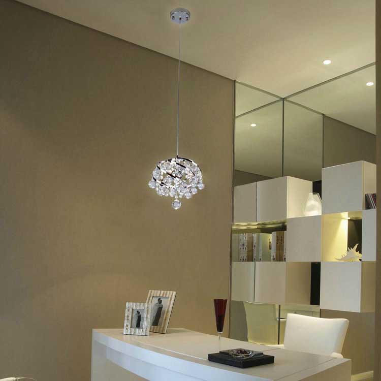 Grosshandel Moderne Mode K9 Kristall Pendelleuchte Esszimmer K9
