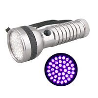 Wholesale High Power LED UV Ultra Violet LED Lamp Torch For Camp