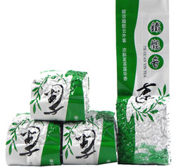 Wholesale Top Grade Bag China - Promotion 125g top grade Chinese Anxi Tieguanyin tea oolong China fujian tie guan yin tea Tikuanyin health care oolong tea bags
