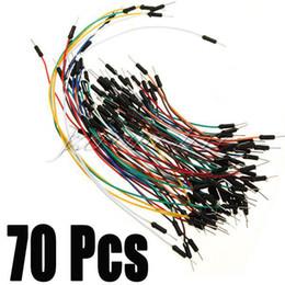 Бесплатная доставка 70 шт. Solderless макет соединительные кабели для Arduino перейти код провода комплект,dandys от Поставщики подставка для держателя палец кольцо