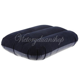 $enCountryForm.capitalKeyWord NZ - Free Shipping Inflatable Pillow Travel Air Cushion Camp Beach Car Plane Head Rest Bed Sleep for Outdoor Sport Wholesale,dandys