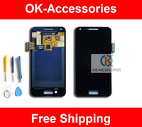 Wholesale Galaxy S Replacement Lcd - For Samsung I9070 Galaxy S Advance Touch Screen Digitizer + LCD Display +Tools Repair Replacement 1PC Lot